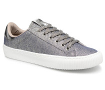 Deportivo Lurex Sneaker in grau