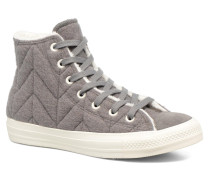 Chuck Taylor All Star Wool Hi Sneaker in grau