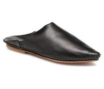 Babouches Clogs & Pantoletten in schwarz