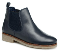 Boots Crepe Stiefeletten & in blau