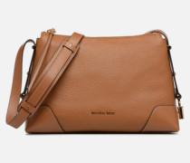 Crossby MD Messenger Handtasche in braun
