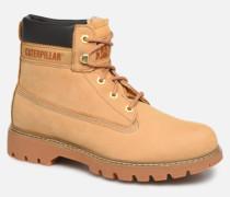 Lyric Stiefeletten & Boots in beige