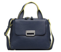 Porté main Margot Handtasche in blau