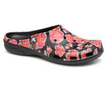 Freesail Graphic Clog W Clogs & Pantoletten in mehrfarbig