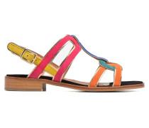 Frida Banana #3 Sandalen in mehrfarbig