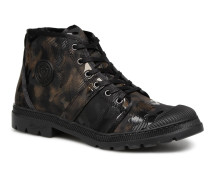 AuthentiqueinCa Stiefeletten & Boots in schwarz