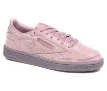 CLUB C 85 LACE Sneaker in lila