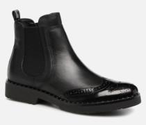 Quark Stiefeletten & Boots in schwarz