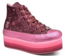 Chuck Taylor All Star Platform Hi Dark Miley Cyrus Sneaker in lila