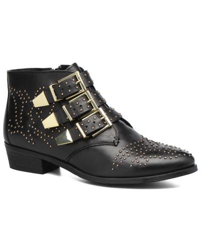 Auslassstellen Günstig Online Bronx Damen Brezax 2 Stiefeletten & Boots in schwarz 2018 Online tFNwv