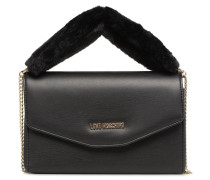 Evening Bag Chaine Handtasche in schwarz