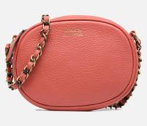 Crossbody Chaine Viviane Handtasche in rosa