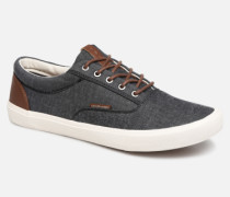 Jack & Jones Jfwvision Mix Sneaker in grau
