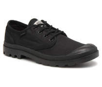 Pampa OX O TC U Sneaker in schwarz