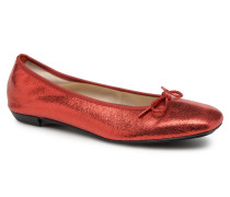YONIS 242 Ballerinas in rot