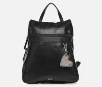 NELLI Backpack Rucksäcke in schwarz