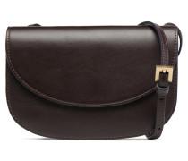 Mimi V8 Handtasche in weinrot