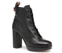SPRING Stiefeletten & Boots in schwarz