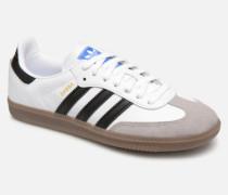 Samba OG W Sneaker in weiß
