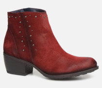 Jump 8099 Stiefeletten & Boots in rot