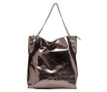Hobo Chaine Handtasche in silber
