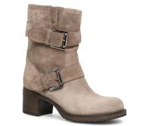 L.5.ELAINE Stiefeletten & Boots in grau