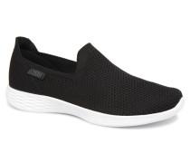 You Define Sneaker in schwarz