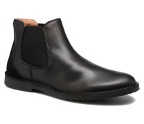 Royce chelsea leather boot Stiefeletten & Boots in schwarz