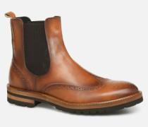 RICHARDS HAUTE TAN CALF Stiefeletten & Boots in braun