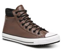Chuck Taylor Pc Boot Hi Sneaker in braun