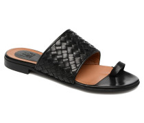 Ancona Clogs & Pantoletten in schwarz