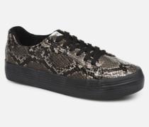 ONLSALONI SNAKE PU SNEAKER 15184230 Sneaker in grau