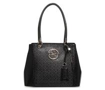 Kamryn Shopper Handtasche in schwarz