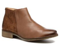 LOWER Stiefeletten & Boots in braun