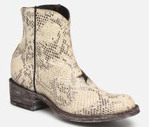 Star Stiefeletten & Boots in weiß