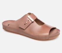 LAIREN S951 Clogs & Pantoletten in rosa