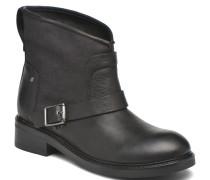 Leon boot W Stiefeletten & Boots in schwarz