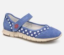 Dexter 04 Ballerinas in blau