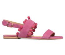 Bombay Babes Sandales Plates #2 Sandalen in rosa