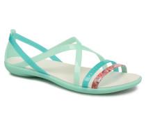 Isabella Cut Grph Strappy Sandal Sandalen in grün
