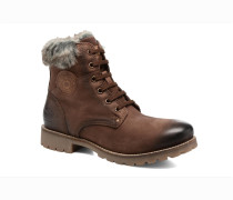 Finn Stiefeletten & Boots in braun