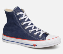 Chuck Taylor All Star Sucker for Love Hi Sneaker in blau