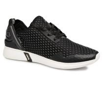 Levi's Black Tab Sneaker in schwarz