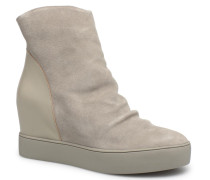 Trish Stiefeletten & Boots in grau