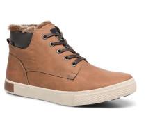 Olive Sneaker in braun