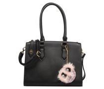 Yeima Handtasche in schwarz