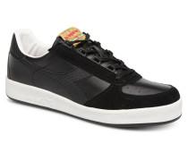 B.Elite xmas Sneaker in schwarz
