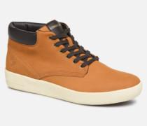 WINTER CHUCK Sneaker in braun