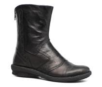 Tronchetto Stiefeletten & Boots in schwarz