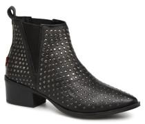 Levi's Gaia Stiefeletten & Boots in schwarz